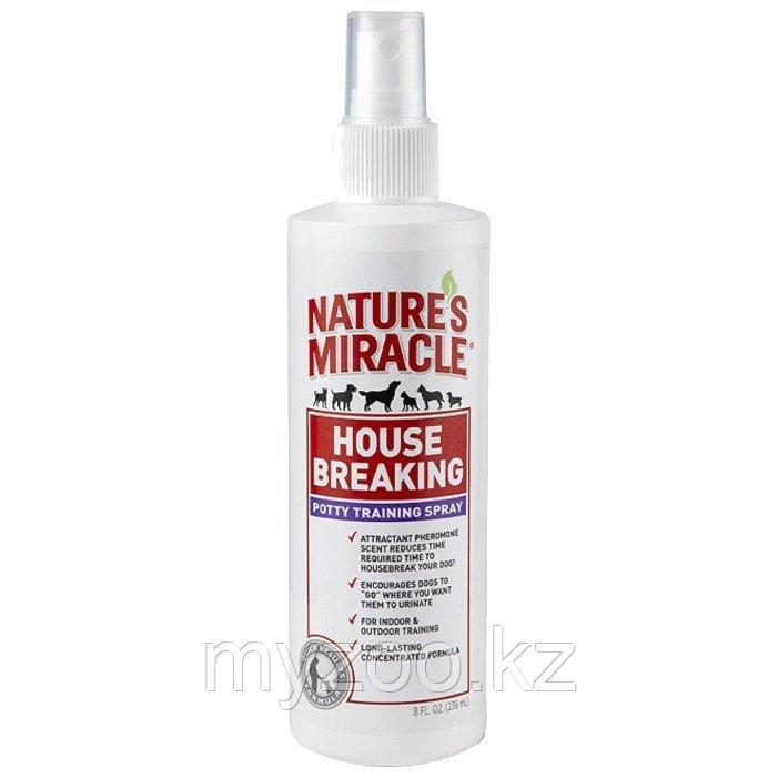 8 в 1 Спрей-антигрызин для собак, 236 мл Natures Miracle
