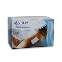 Повязка стерильная прозрачная для ран на полиуретановой основе OctaCare, размером: 5см х 9 см