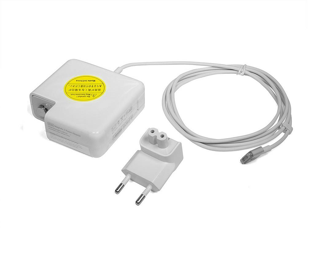 Блок питания Apple A1424, для Apple Macbook Pro, Air, 20V 4.25A, 85W, 5-pin MagSafe 2