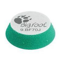 Полировальный круг для машинки Ibrid nano Rupes 54/70 мм зеленый