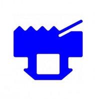 Уплотнитель для стекла 9ГО/42-1 ТАТПРОФ