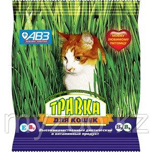 АВЗ Травка для кошек, семена, уп.30гр.