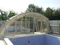 Павильон для бассейна из поликарбоната ELEONORA Сотовый поликарбонат, 4