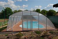 Павильон для бассейна из поликарбоната ELEONORA Сотовый поликарбонат, 5