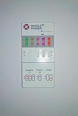Тест-панель для определения наркотиков в моче на 5 вида ( AMP, COC, MET, MOP, THC )