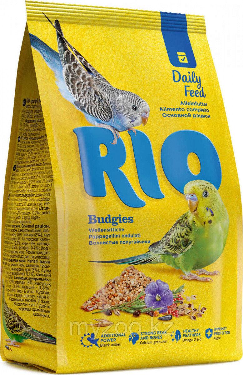 Корм РИО для волнистых попугаев, 1 кг