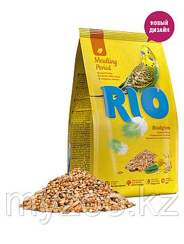 """Корм """"РИО"""" для волнистых попугаев в период линьки, 1 кг"""