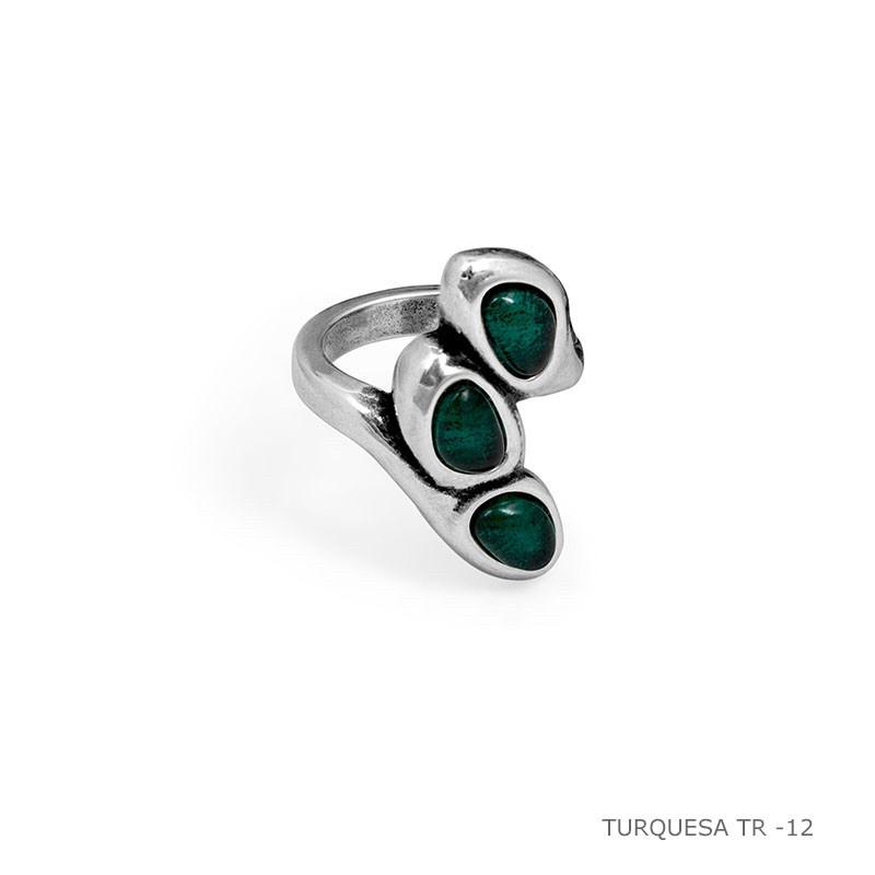 Кольцо/ Botanic/ Arnica (192513- зелёный )размер 18,5