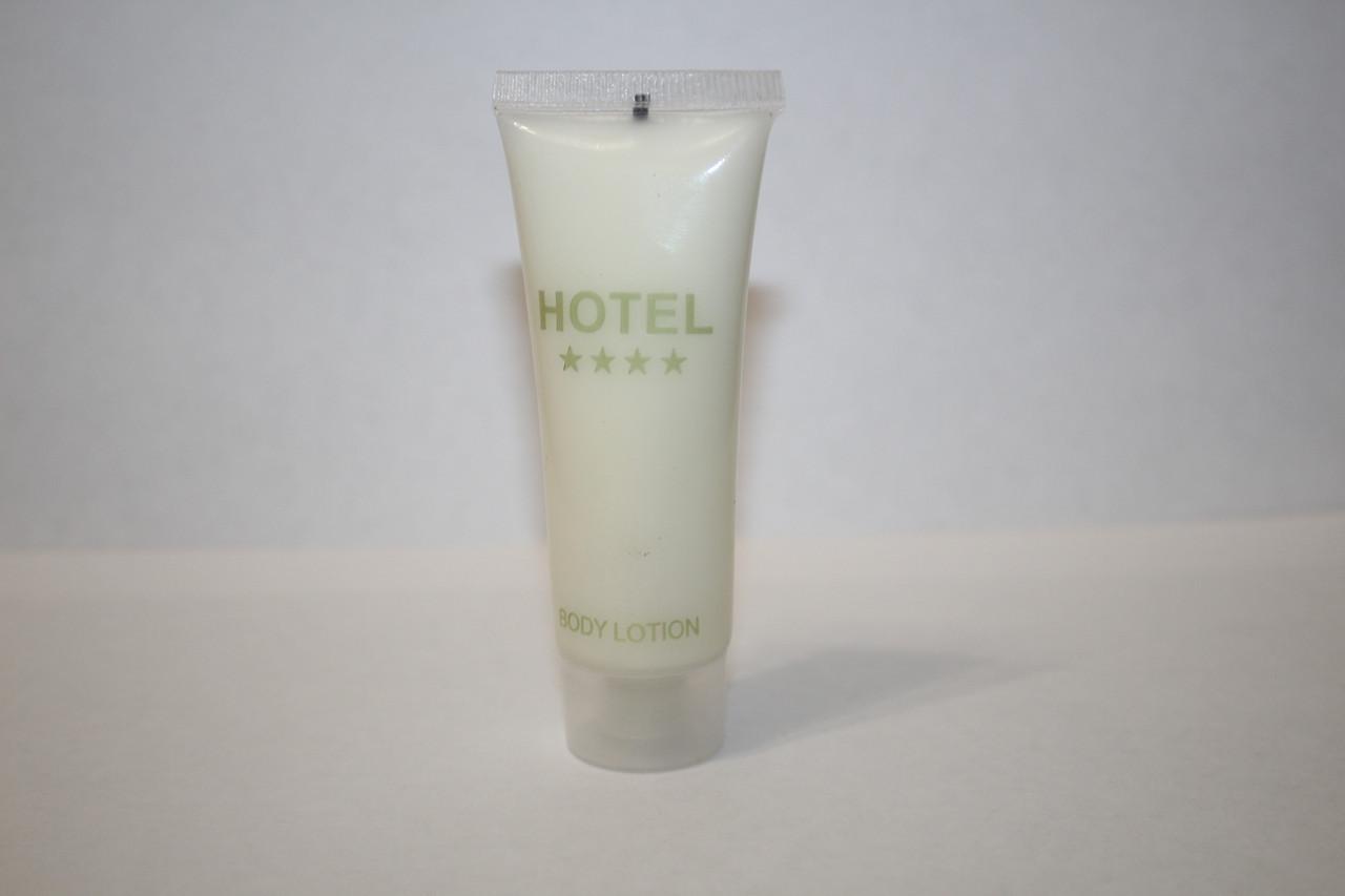 Боди лосьон в тюбике Hotel 30мл (3,8х9,5см)