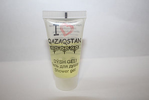 Гель для душа тюбик серия I Love Qazaqstan 20 мл