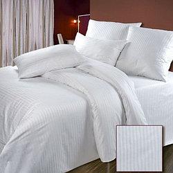 Простынь страйп-сатин 2х спальная Премиум 240x270 см