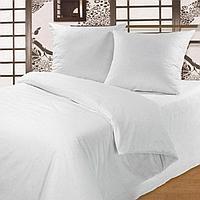 Постельное белье комплект страйп-сатин 2х спальный Евро Премиум