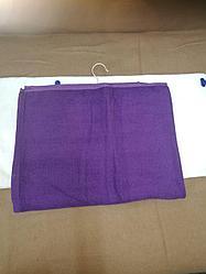 Полотенце банное 70х140 800грм фиолетовое