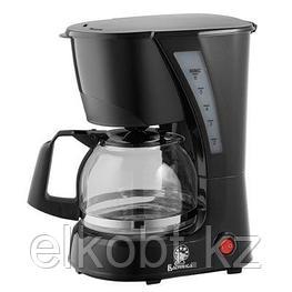 Кофеварка 600 Вт, 600 мл ВАСИЛИСА КВ2-600 черная