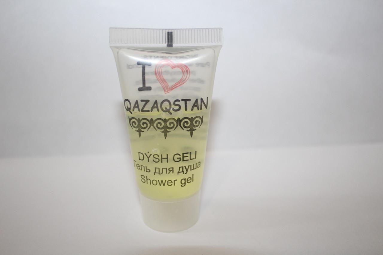 Гель для душа I love Qazaqstan 15мл