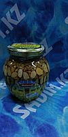 Орехи с медом ( 420 грамм )