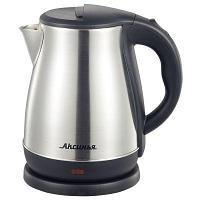 Чайник электрический 2000 Вт, 1,8 л АКСИНЬЯ КС-1050 черный