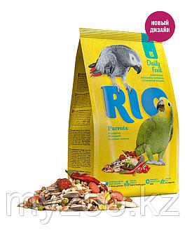 Корм РИО для крупных попугаев, 500 гр.