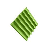 Акустический поролон Зубцы & Пила Зеленый
