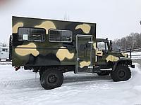 Вахтовка Газ-33088