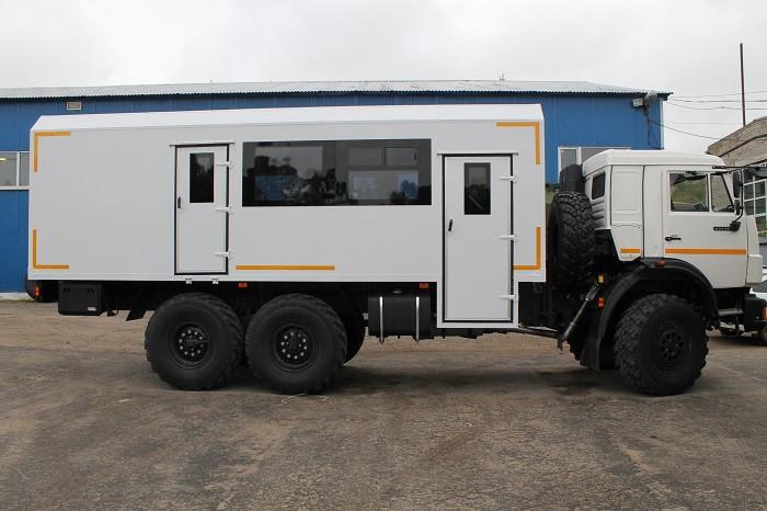 Грузопассажирский автомобиль 66062-2011-46