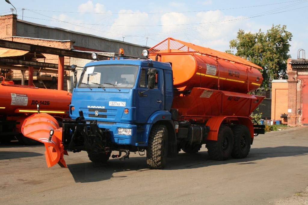 Дорожная машины КО-829А1-10-06