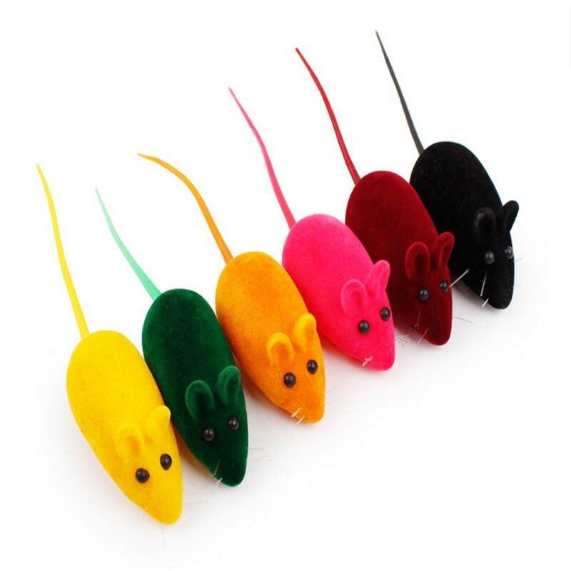 Мышь цветная