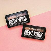 """ART-VISAGE Палетки для скульптурирования """"NEW YORK"""", фото 1"""