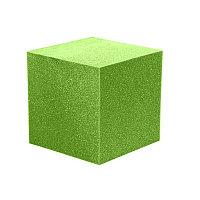 Угловой элемент для басовых ловушек Зеленый