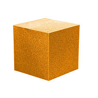Угловой элемент для басовых ловушек Оранжевый