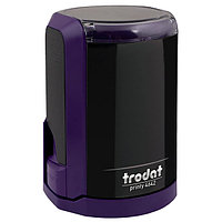 Автоматическая оснастка для круглой печати с защитной крышкой Trodat Printy 4642 P4