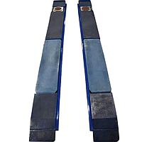 Ямные пути STRONGBEL 6400*500 (с задними сдвижными площадками в комплекте)