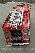 Автоцистерна пожарная АЦ-5,0-40/100 (43253)  На базе Камаз 43253; Насос: С насосом заднего расположения, фото 2