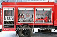 Автоцистерна пожарная АЦ-5,0-40/100 (43253)  На базе Камаз 43253; Насос: С насосом заднего расположения, фото 3