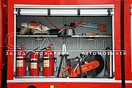 Автоцистерна пожарная АЦ-5,0-40/100 (43253)  На базе Камаз 43253; Насос: С насосом заднего расположения, фото 4