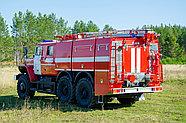 Автоцистерна пожарная АЦ-6,0-40 (5557)  на базе Урал 5557, фото 2