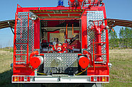 Автоцистерна пожарная АЦ-6,0-40 (5557)  на базе Урал 5557, фото 4