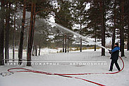 Автоцистерна пожарная АЦ-3,0-40 NATISK (5557) на базе Урал 5557, фото 2