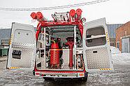 Пожарный автомобиль первой помощи АПП-0,5-5(27057) на базе ГА3-27057, фото 4