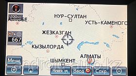 НОВИНКА 2020 !!! Карты Казахстан и Киргизия для LEXUS ES350 2012-2014