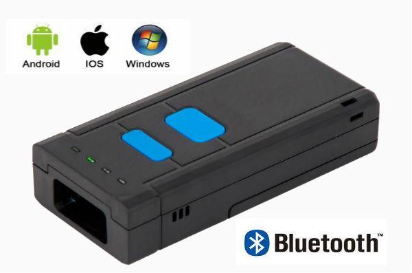 Сканер штрих кода AK-005 bluetooth