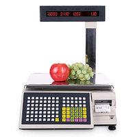 Весы электронные с печатью этикеток, фото 1