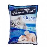 Fussie Cat Premium, Фасси Кэт, комкующийся наполнитель Премиум класса морской, уп. 10л.