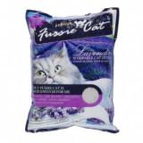 Fussie Cat Premium, Фасси Кэт, комкующийся наполнитель Премиум класса с ароматом лаванды, уп. 10л.