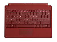 Клавиатура беспроводная Microsoft Surface 3 Type Cover English RED