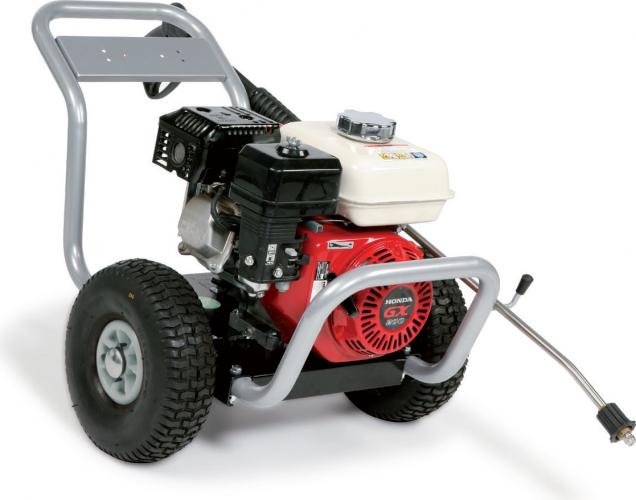 Аппараты высокого давления без нагрева воды с бензиновым двигателем (двигатель HONDA) BENZ C H DL 2515 PiP (BE