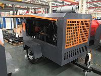 Передвижной винтовой компрессор KG 770-21