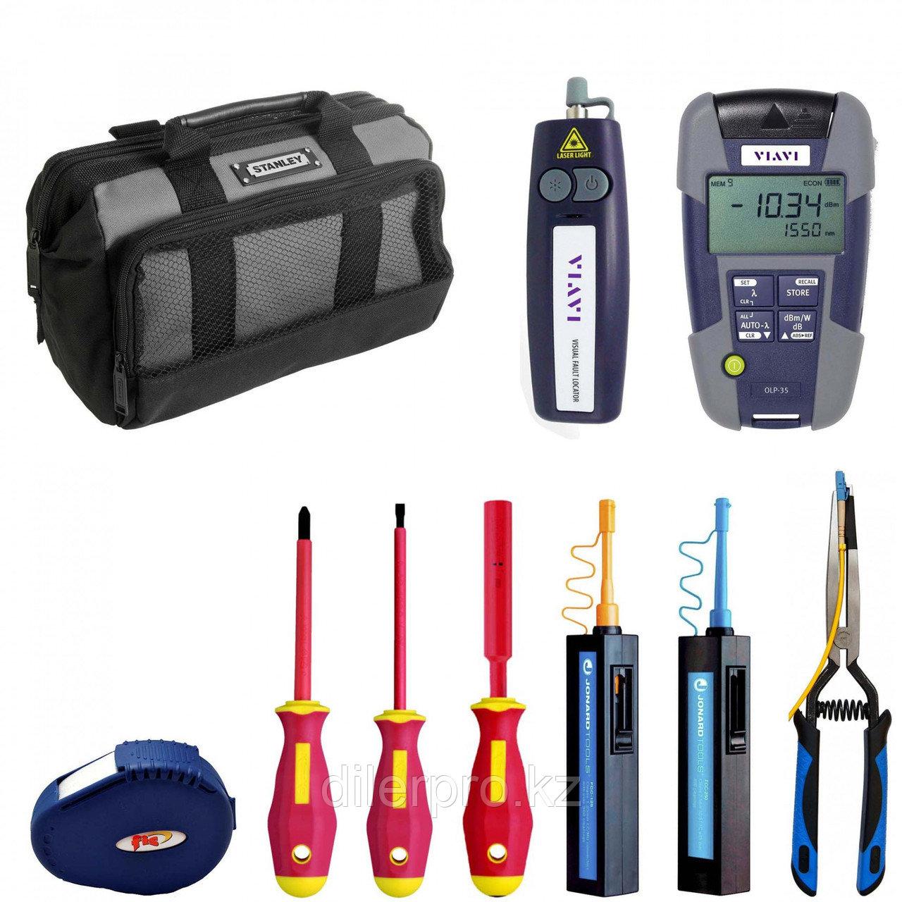 Комплект инструментов и приборов SK-VOLS-1-Plus в составе (Набор обслуживания ВОЛС)