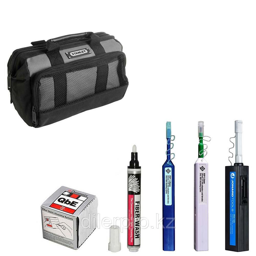 SK FCK-KIT-1 - набор для очистки разъемов и коннекторов MPO, FC, SC, ST, LC