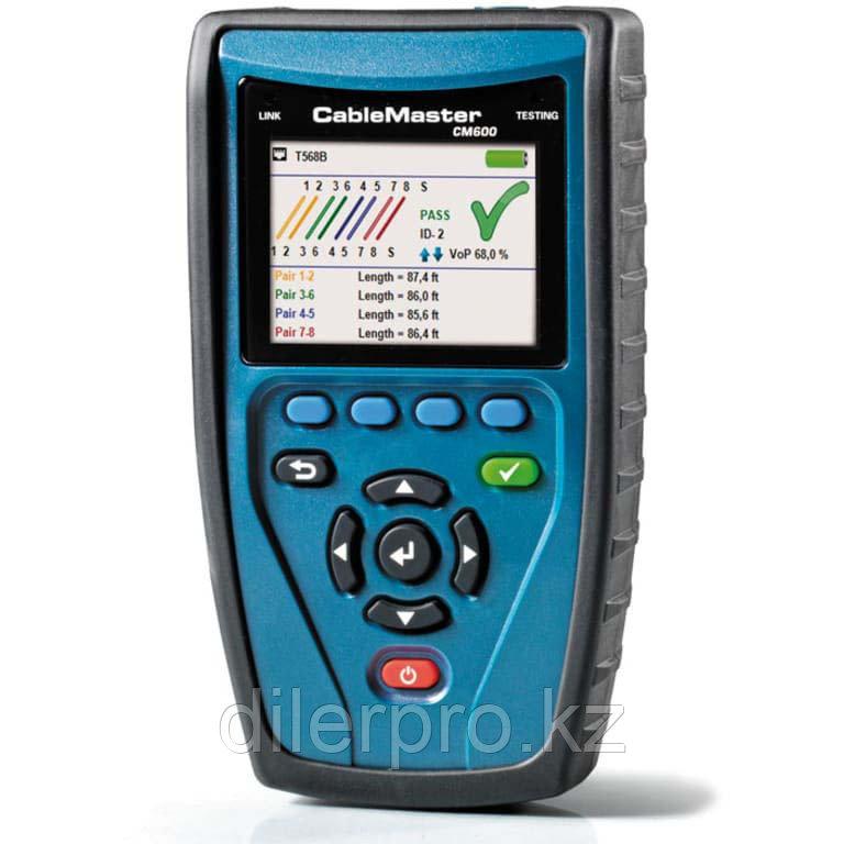 Softing (Psiber) CableMaster 600 - кабельный тестер
